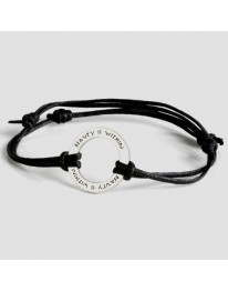 Beauty Is Within Bracelet