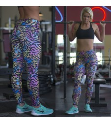 Neon Animal Leggings