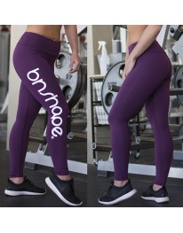 Dark Purple Leggings