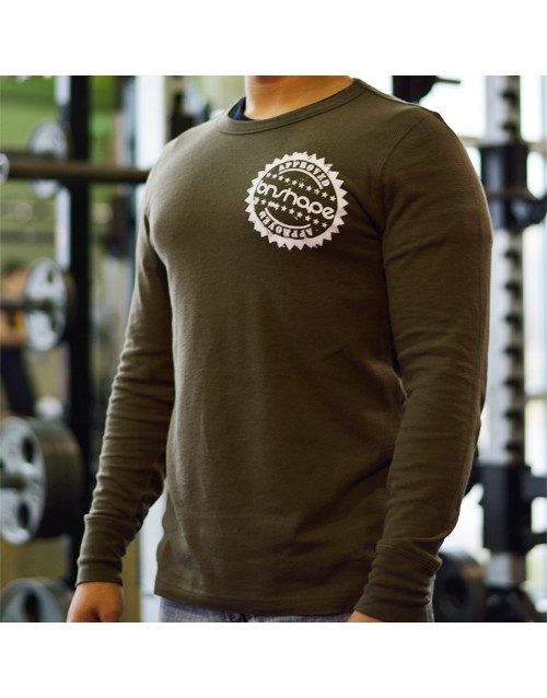 Men's Thermal - Military Green